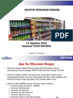 Trend Industri Minuman Ringan_11 Agustus 2016_Foodreview_FINAL