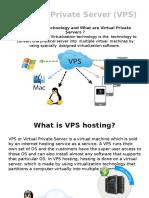 Virtual Private Server (VPS) - Onlive Server