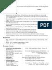 Pravin L Patil-Resume,DotNet Developer