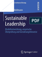 Sustainable Leadership Hollmann