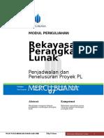 Modul 7 RPL Penjadwalan.doc