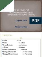 Case Report 1 Presentasi Riki IPD