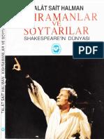 Talat Sait Halman - Kahramanlar Ve Soytarılar - Schakespeare'in Dünyası - Cem Yay-1991