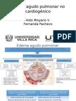 Edema Agudo Pulmonar No Cardiogénico Completo