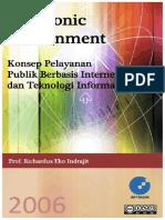 E-Government Konsep Pelayanan Publik Ber