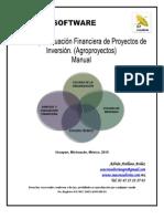 Manual Agroproyectos