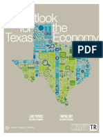 Out Look for Texas Economy