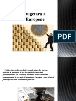 Politica Bugetara a Uniunii Europene