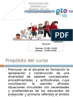 presentacion de psicologia grupo 1°B - copia