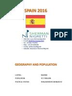 Corporate and Tax Highlights, Nigretti Gianmauro - Spain 2016