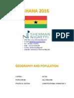 Ghana 2016, Nigretti Gianmauro, Corporate and Tax Highlights