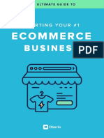 The Ultimate Guide to Starting Your #1 ecommerce business