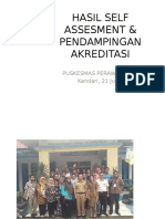 assesment & pendampingan akreditasi