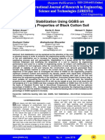 Effect of Stabilization by Using GGBS on Black Cotto Soil.pdf