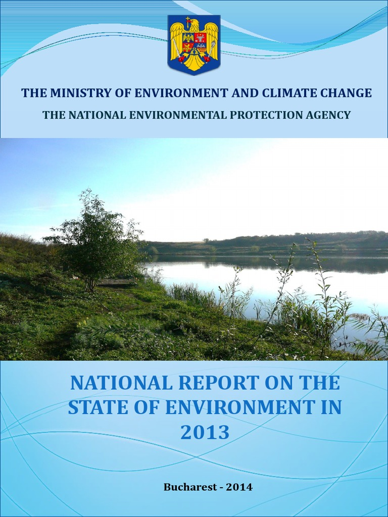 Raport mediu   Climate   Pollution
