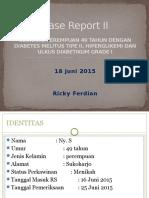 Case Report 2 Presentasi Riki IPD