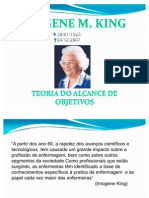 Teoria do Alcance de Objetivos Imogene King