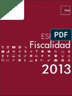 Especial Fiscalidad 2013