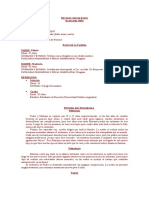 Historia Del Desarrollo (Modelo)