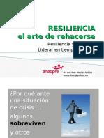 Resiliencia y Liderazgo Web