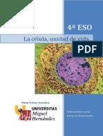 Unidad Didáctica - La Célula 4º ESO