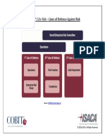 Cobit for Risk Lines of Defence Poster Res Eng 1016