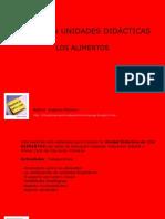Colección Unidades Didácticas_los Alimentos