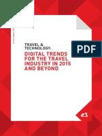 Travel Trends Whitepaper 2015