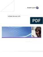 Alcatel Lucent LoCation Services