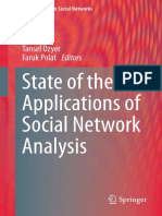 (Lecture Notes in Social Networks) Fazli Can, Tansel Özyer, Faruk Polat (Eds.)-State of the Art Applications of Social Network Analysis-Springer International Publishing (2014)