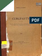 Curupayty - Juan E Oleary - Discurso - Ano 1912 - PortalGuarani