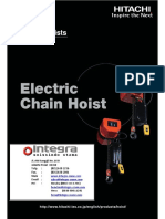 Hitachi Chain