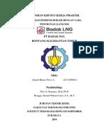 Optimasi Kinerja Boiler PT. Badak