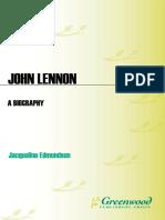 [Jacqueline Edmondson]John Lennon A Biography (Greenwood Biographies)(pdf){Zzzzz}.pdf