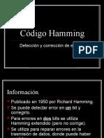 Codigo Hamming Presentación