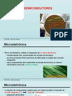 AULA 01 - Física Dos Semicondutores