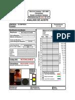 Semapi Argentina Analisis de Aceites Informe Demo de Analisis de Aceites 417985