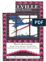 Herman Melville Katip Bartleby