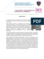 Informe tetraciclina farmacoquimica