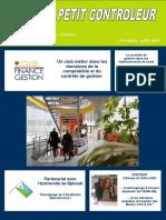 Journal Le Petit Controleur n7 Avril2015
