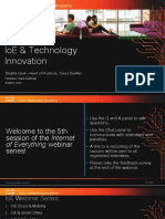 IoE_Technology & Innovation
