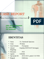 Case Report PPT - Joko