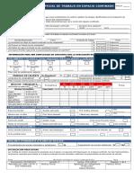 Formato Permiso Especial Trabajo en Espacio Confinado (V2)