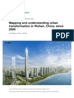 Miles Knight - Bachelor Thesis - Mapping and understanding urban transformation in Wuhan, China, since 2000
