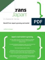 Coal Trans Japan September 2016