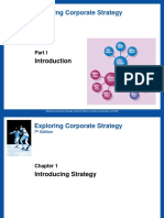 Exploring Corporate Strategy Chapter 1
