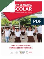 CTE Primaria  2016-2017