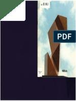 Hersua. Ambiente Modular Escultorico Proyecto de Ciudad. Julio/Agosto. Museo de Arte Moderno. Bosque de Chapultepec. Instituo Nacional de Bellas Artes. México D.F. 1977
