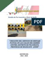 Pip Drenaje Pluvial Barrio Centro Upla Finallll