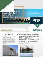 Ponencia 11_Productos de Construcción, Aportación a La Durabilidad